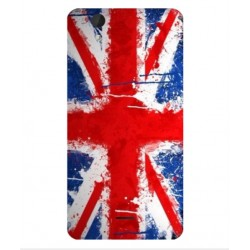 Coque UK Brush Pour Wiko Birdy 4G
