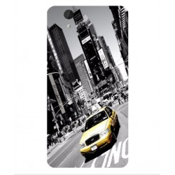 Coque New York Pour Wiko Birdy 4G