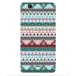Coque Broderie Mexicaine Pour Wiko Birdy 4G