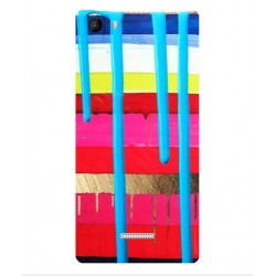 Wiko Fever 4G Brushstrokes Cover