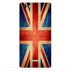 Wiko Fever 4G Vintage UK Case