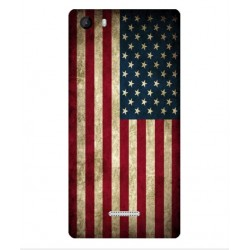 Wiko Fever 4G Vintage America Cover