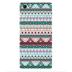 Wiko Fever 4G Mexican Embroidery Cover