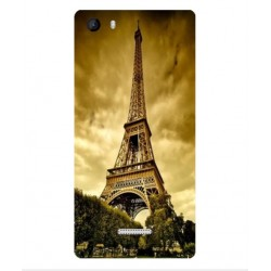 Wiko Fever 4G Eiffel Tower Case