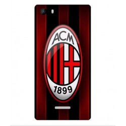 Wiko Fever 4G AC Milan Cover
