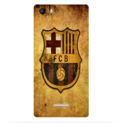 Coque FC Barcelone Pour Wiko Fever 4G