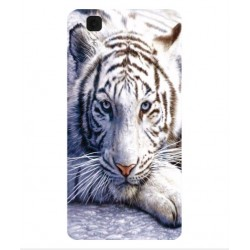 Wiko Fizz White Tiger Cover