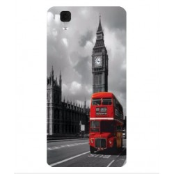 Wiko Fizz London Style Cover