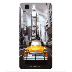 Wiko Fizz New York Taxi Cover