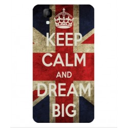 Wiko Goa Keep Calm And Dream Big Cover