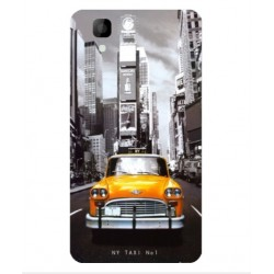 Wiko Goa New York Taxi Cover