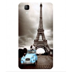 Wiko Goa Vintage Eiffel Tower Case