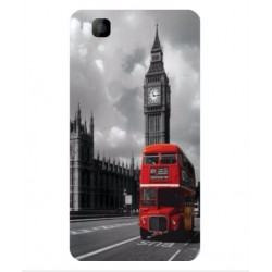 Wiko Goa London Style Cover