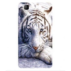 Wiko Goa White Tiger Cover