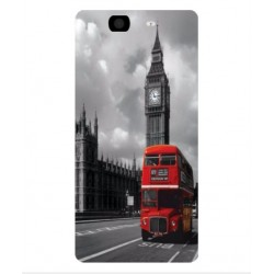 Wiko Highway 4G London Style Cover