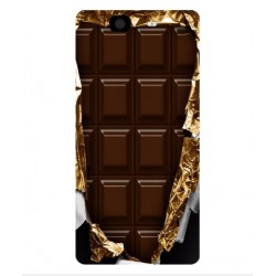 Coque I Love Chocolate Pour Wiko Highway 4G