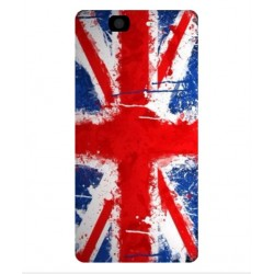 Coque UK Brush Pour Wiko Highway 4G