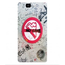 Wiko Highway 4G 'No Cake' Cover