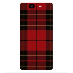 Wiko Highway 4G Swedish Embroidery Cover