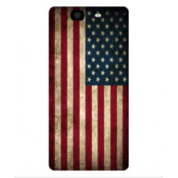 Coque Vintage America Pour Wiko Highway 4G