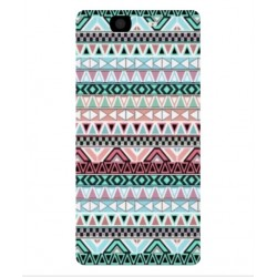 Coque Broderie Mexicaine Pour Wiko Highway 4G