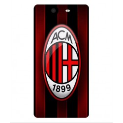 Wiko Highway 4G AC Milan Cover
