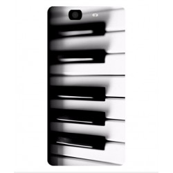Coque Piano Pour Wiko Highway 4G