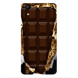 Wiko Rainbow Jam 4G I Love Chocolate Cover