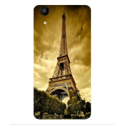 Wiko Rainbow Jam 4G Eiffel Tower Case