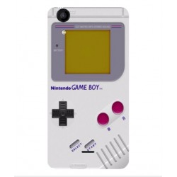Wiko Rainbow Jam 4G Game Boy Cover