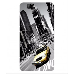 Coque New York Pour Wiko Rainbow 4G