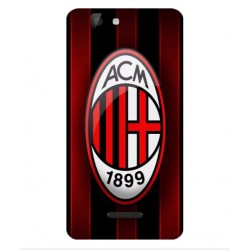 Wiko Rainbow 4G AC Milan Cover