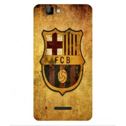Coque FC Barcelone Pour Wiko Rainbow 4G