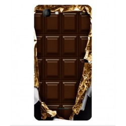 Coque I Love Chocolate Pour Wiko Kite 4G