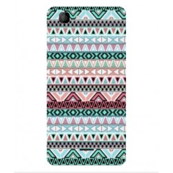 Coque Broderie Mexicaine Pour Wiko Kite 4G