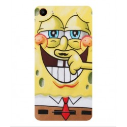 Wiko Jerry Yellow Friend Cover