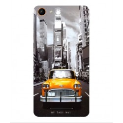 Coque New York Taxi Pour Wiko Jerry