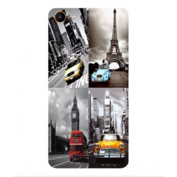 Wiko Jerry Best Vintage Cover