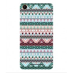 Coque Broderie Mexicaine Pour Wiko Jerry