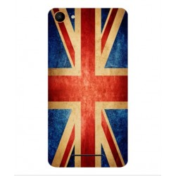 Wiko Jerry Vintage UK Case