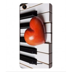 Wiko Jerry I Love Piano Cover