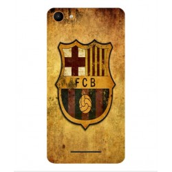 Coque FC Barcelone Pour Wiko Jerry