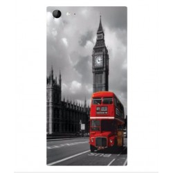 Wiko Highway Star 4G London Style Cover