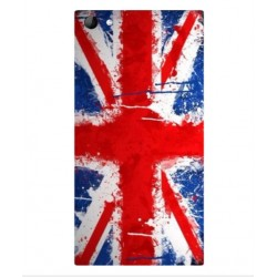 Coque UK Brush Pour Wiko Highway Star 4G