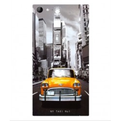 Coque New York Taxi Pour Wiko Highway Star 4G
