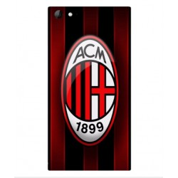 Coque AC Milan Pour Wiko Highway Star 4G