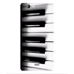 Coque Piano Pour Wiko Highway Signs
