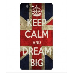 Coque Keep Calm And Dream Big Pour Wiko Highway Signs