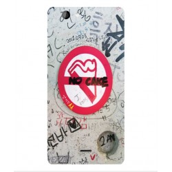 Coque No Cake Pour Wiko Highway Signs