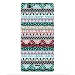 Coque Broderie Mexicaine Pour Wiko Highway Signs